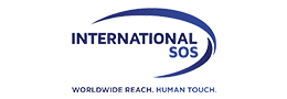 Internationa SOS logo
